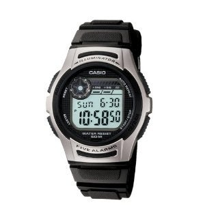 Casio Mens Basic Casual Sport Watch