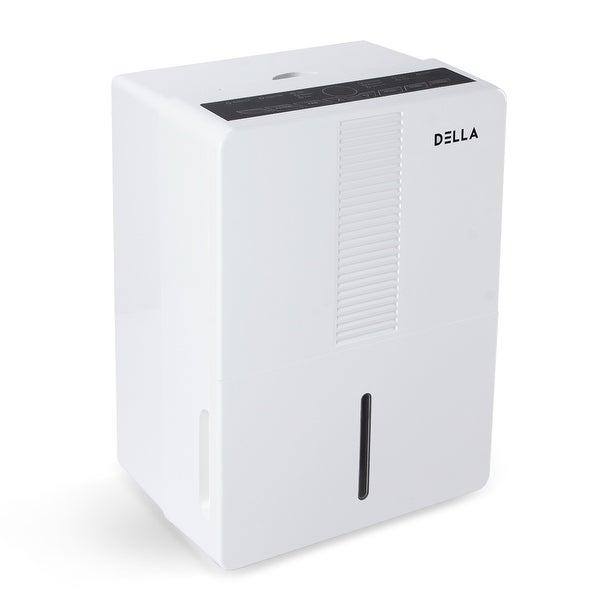 Shop Della 30 Pint Mini Compact Portable Dehumidifier Home Living Room Basements Humidify