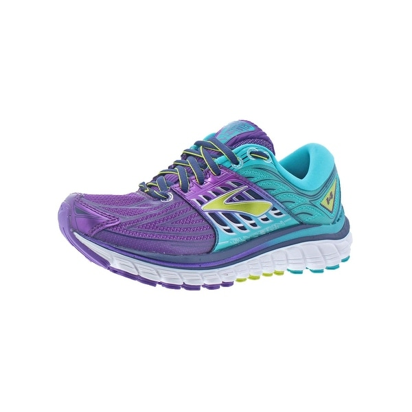 c834d3284b4921 Brooks Womens Glycerin 14 Running Shoes Metallic Low-Top - 5 medium (b