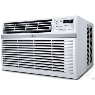 LG LW1216ER 12000 BTU 115V Window Air Conditioner with Three Fan Speeds Remote Control