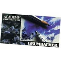 Grumbacher A095 Academy Watercolors - Red