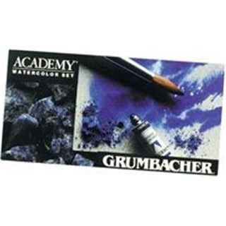 Grumbacher A242 Academy Watercolors - Yellow Ochre Hue
