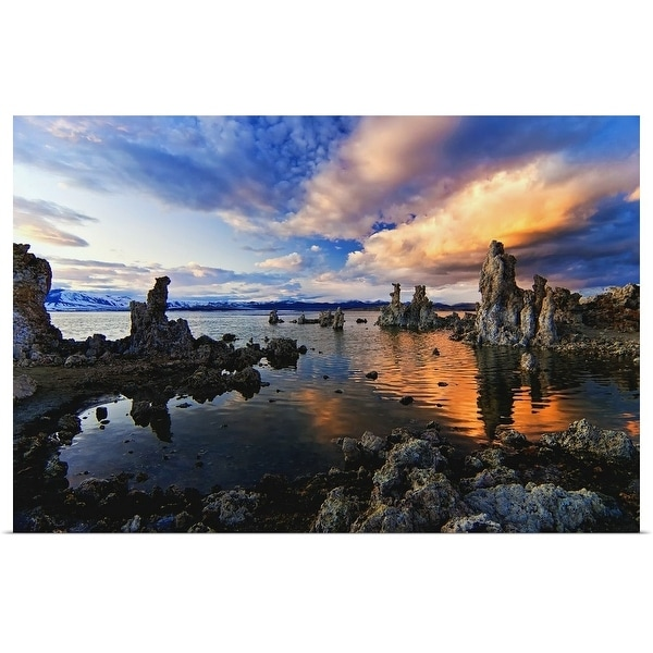 """Magical Mono Lake"" Poster Print"