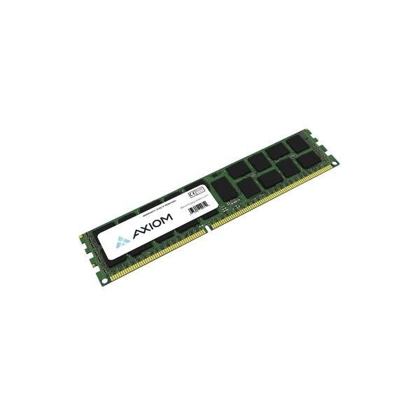 Axiom 0A89483-AX Axiom 16GB DDR3 SDRAM Memory Module - 16 GB - DDR3 SDRAM - 1600 MHz DDR3-1600/PC3-12800 - ECC - Registered