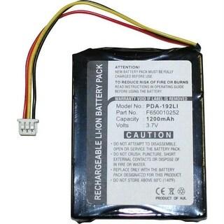 Ultralast REPLACEMENT GPS BATTERYREPLACEMENT F650010252 BATT -