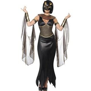 Bastet The Cat Goddess Costume, Egyptian Goddess Costume