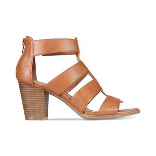 Style & Co. Womens Janinaap Open Toe Casual Strappy Sandals