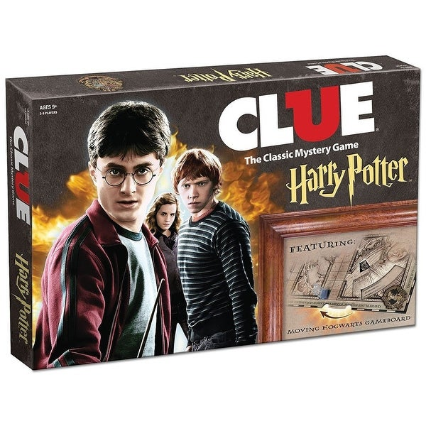 Harry Potter Clue Board Game - multi
