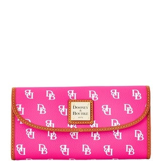 Dooney & Bourke Gretta Continental Clutch (Introduced by Dooney & Bourke at $118 in Feb 2015)