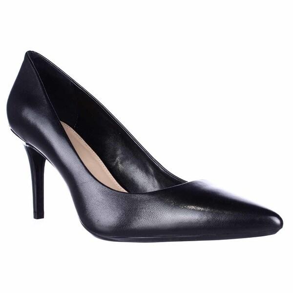 Calvin Klein Gayle Classic Pump Heels, Black