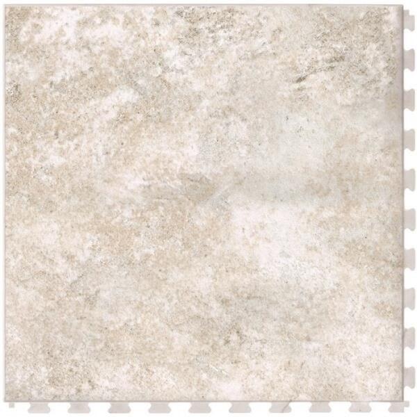 Shop Perfection Floor Tile Itns570fs50 Hidden Interlocking