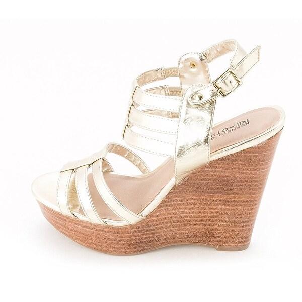 Kenneth Cole Reaction Womens FAR BEND 2 Open Toe Casual Platform Sandals