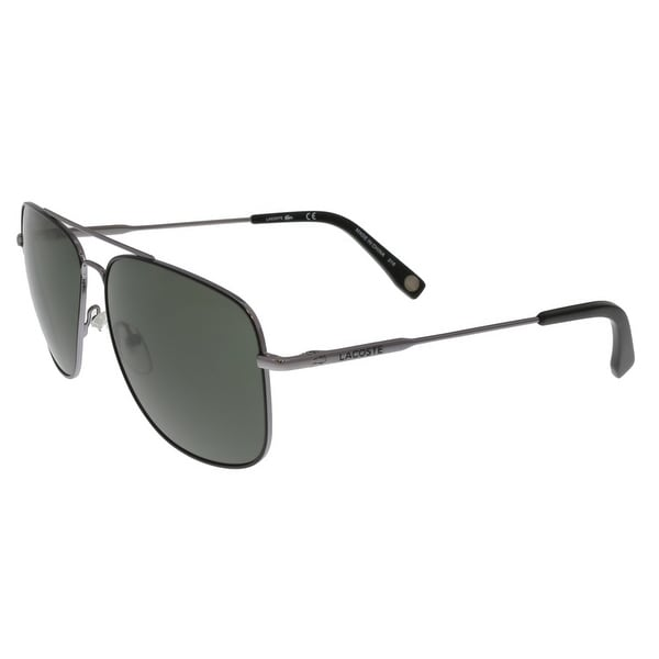 Lacoste L175/S 035 Grey Aviator sunglasses Sunglasses