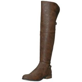 Very Volatile Women's Otto Over The Knee Boot - 8