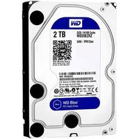 "Western Digital Blue Wd20ezrz-20Pk 2Tb 3.5"" Sata Internal Hard Drive 5400 Rpm 64 Mb Buffer 20 Pack"