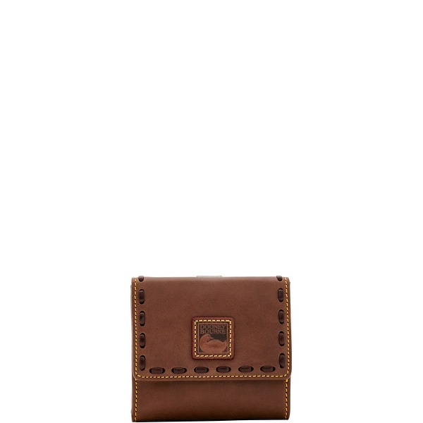 Dooney & Bourke Florentine Large Credit Card Wallet (Introduced by Dooney & Bourke at $148 in Feb 2017)