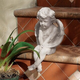 Design Toscano Angel of Meditation Statue