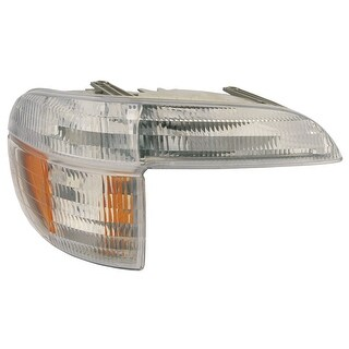 1995-01 Ford Explorer Mercury Mountaineer Parking Light Signal Side Marker Len & Housing LH Driver Side ( FO2520130 )