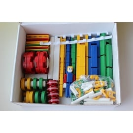 Lepao Building Blocks - 116 pcs
