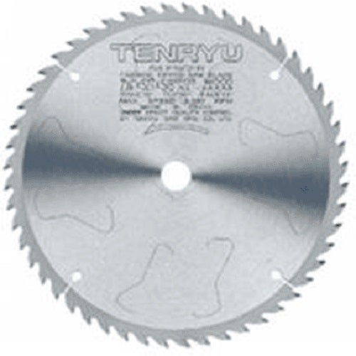 "Tenryu SL-25572 10/"" Carbide Tipped Saw Blade 72 Tooth ATAF Grind - 5//8/"" Arbor"