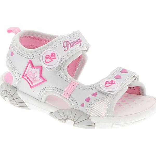 Primigi Girls 7336 Adventure Sport Fashion Sandals - Silver