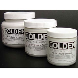 Golden - Acrylic Ground for Pastel - Pint
