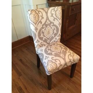 Shop Homepop Suri Parson Dining Chair Set Of 2 On Sale
