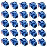 Icc Icc-Cat6jkpk-Bl Ic107l6cbl - 25Pk Cat6 Jack - Blue