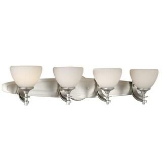 Vaxcel Lighting SE-VLU004 Sebring 4 Light Bathroom Vanity Light - 9 Inches Wide