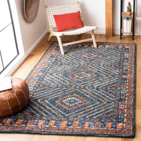 Safavieh Handmade Aspen Hatsumi Moroccan Boho Wool Rug
