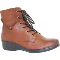 Dromedaris Women's River Ankle Boot Rusty Leather