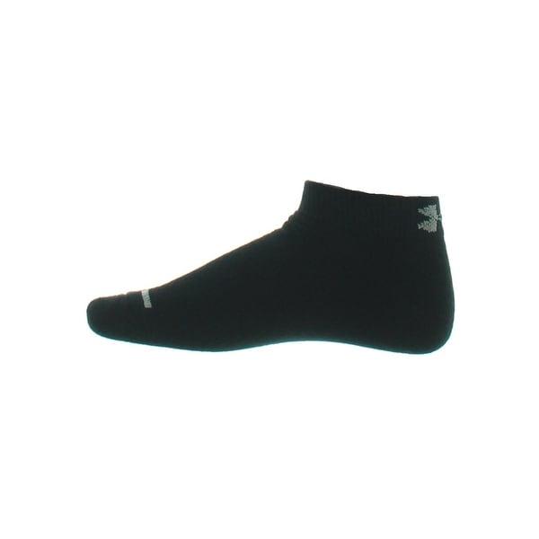 Under Armour Mens Low-Cut Socks Low-Cut 6PK - 10-13