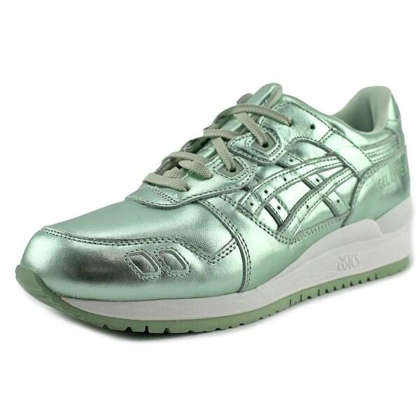Asics Gel-Lyte III Women Green/Green Running Shoes