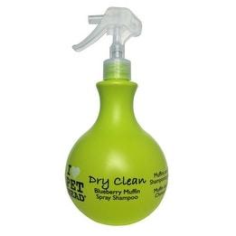 Dry Clean Spray Shampoo  Pet Head PH10301 - Blueberry Muffin