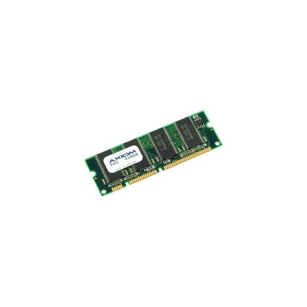 Axion AXCS-8XX-256D Axiom 256MB DDR2 SDRAM Memory Module - 256 MB (1 x 256 MB) - DDR2 SDRAM - 533 MHz DDR2-533/PC2-4200 -