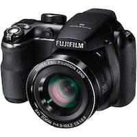 Fujifilm FinePix S4200 Digital Camera (Black) (International Model)