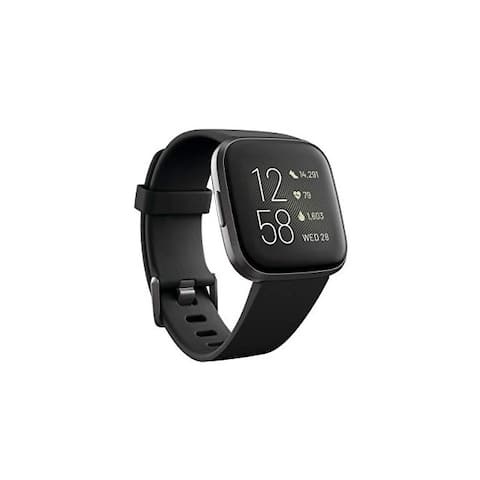 Fitbit Versa 2 Health and Fitness Smartwatch with Heart Rate,
