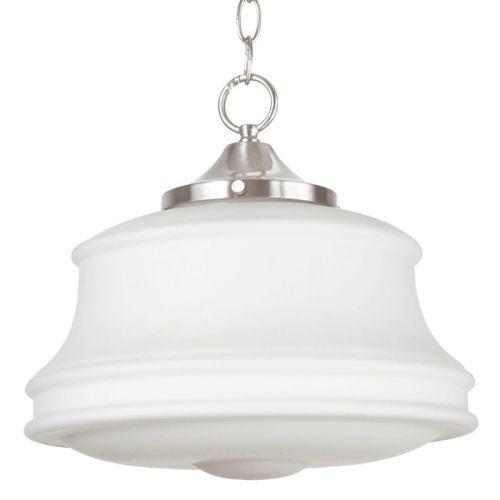 shop park harbor phpl5421 14 wide single light foyer pendant with