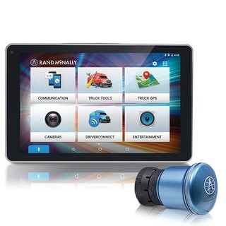 Rand McNally OverDryve 8Pro with ELD OverDryve Pro-8inch