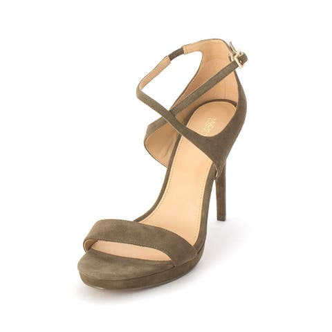 2b70a533ddf Buy MICHAEL Michael Kors Women's Sandals Online at Overstock | Our ...