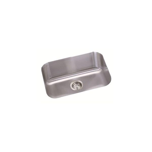 Proflo Pfuc301a 23 5 16 Single Basin Undermount Stainless Steel Kitchen Sink