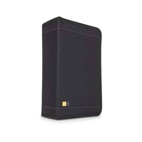 Case logic-personal & portable 3201448 136 capacity cd wallet
