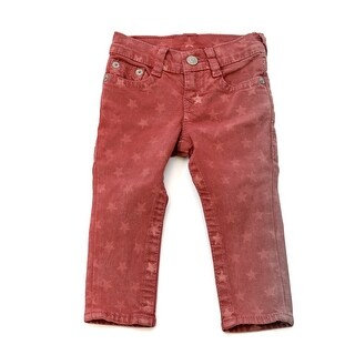 True Religion Infant Casey Star in Fuschia