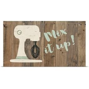 Jo Moulton Poster Print entitled Mix It Up