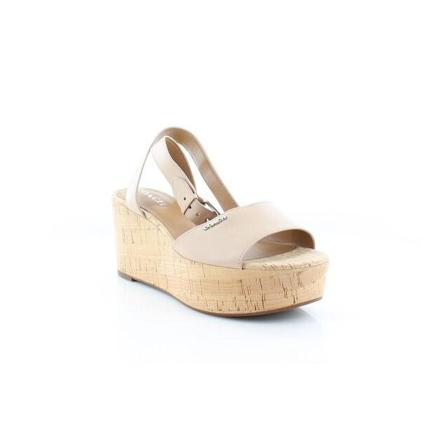 Coach Becka Women's Sandals & Flip Flops Beechwood