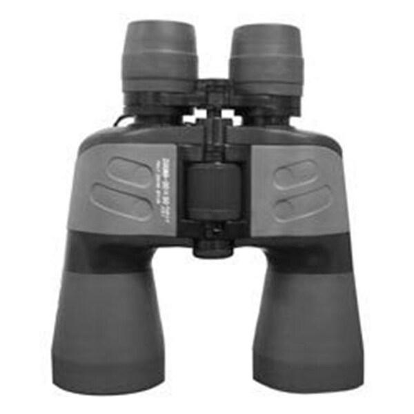 Olympia Sports 17031 Zoom 8 Binoculars - Black