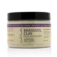 340 g Rhassoul Clay Active Living Haircare Softening Hair Mask for