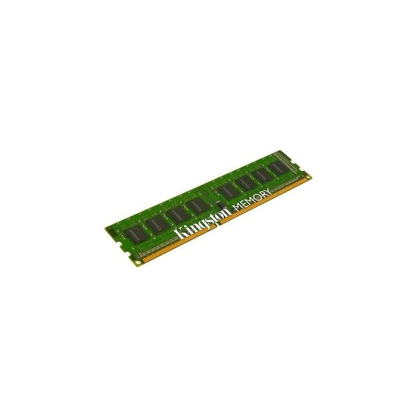 Kingston KVR13N9S8H/4 Kingston 4GB Module - DDR3 1333MHz - 4 GB (1 x 4 GB) - DDR3 SDRAM - 1333 MHz DDR3-1333/PC3-10600 - 1.50 V
