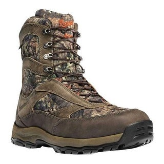 "Danner Men's High Ground GORE-TEX 8"" 400G Boot Mossy Oak Break-Up Country Oiled Nubuck"