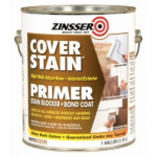 Zinsser Cover Stain Primer & Sealer High Hide Alkyd Base, 1-Gallon